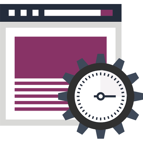 Browser PageSpeed - schnelle Website-Ladezeiten