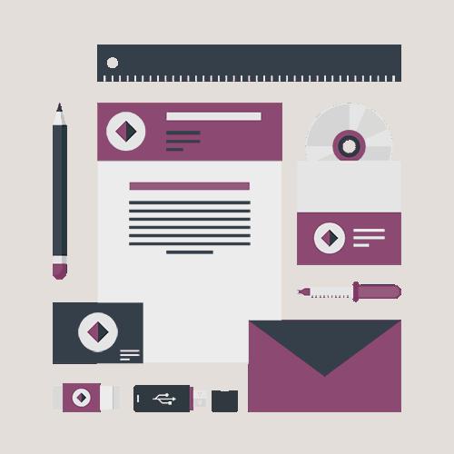 Corporate Design - Briefpapier, Visitenkarten, Zubehör