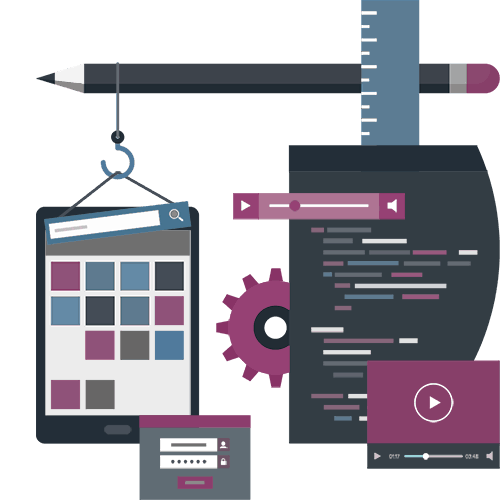 Webdesign, Webentwicklung - Online-Shop, Unternehmensportfolio