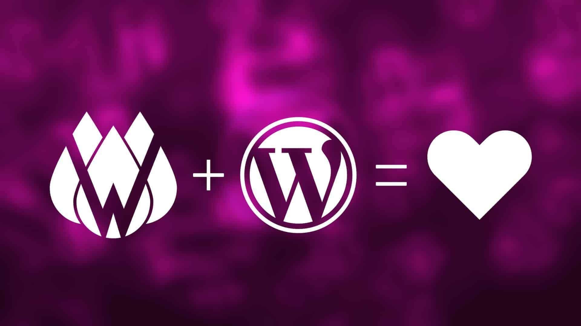 WebEssenz + WordPress = Liebe
